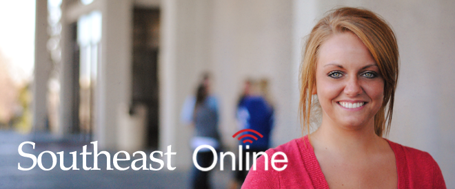 Southeast online learning options